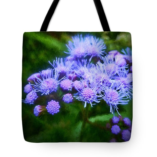 Beautiful Weed Tote Bag
