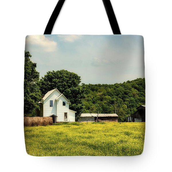 Beautiful West Virginia Tote Bag by L O C