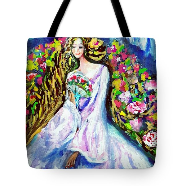 Beautiful World Tote Bag