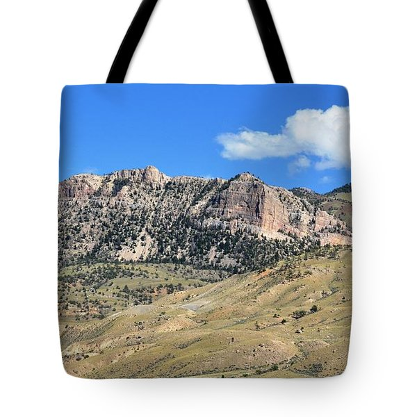 Beautiful Wyoming Tote Bag