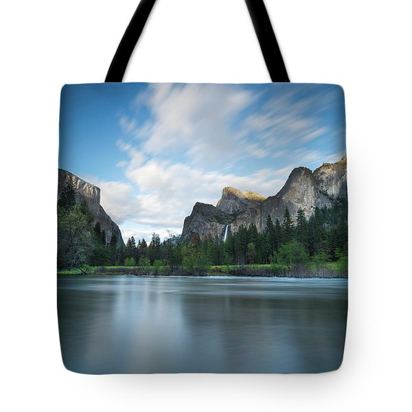 Beautiful Yosemite Tote Bag