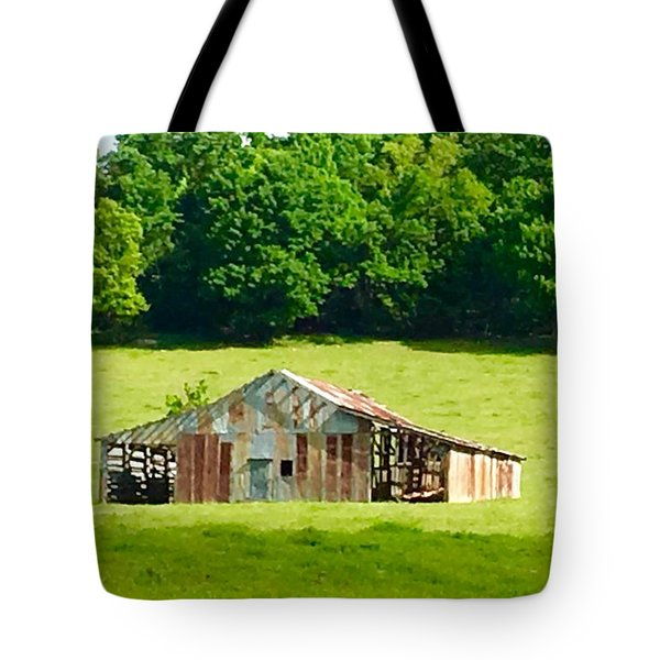 Beautifully Noble Barn Tote Bag