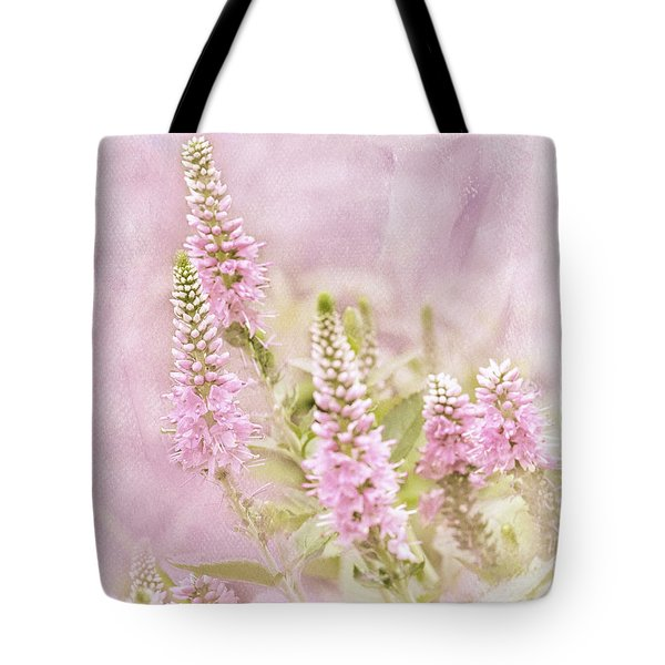 Tote Bag featuring the photograph Beautilicious by Betty LaRue