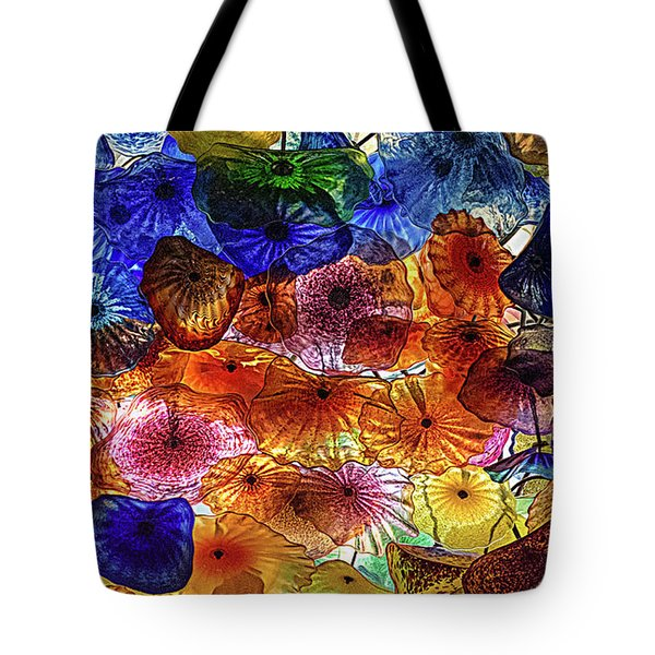 Tote Bag featuring the photograph Beauty All Around Us by Michael Rogers