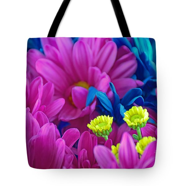 Beauty Among Beauty Tote Bag