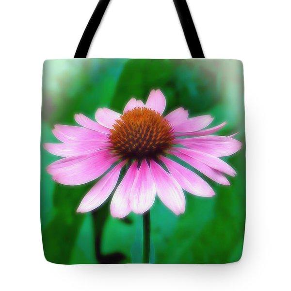 Beauty Among The Leaves Tote Bag