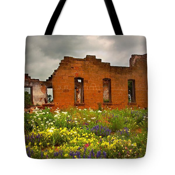 Beauty And Ashes Tote Bag by Jon Holiday