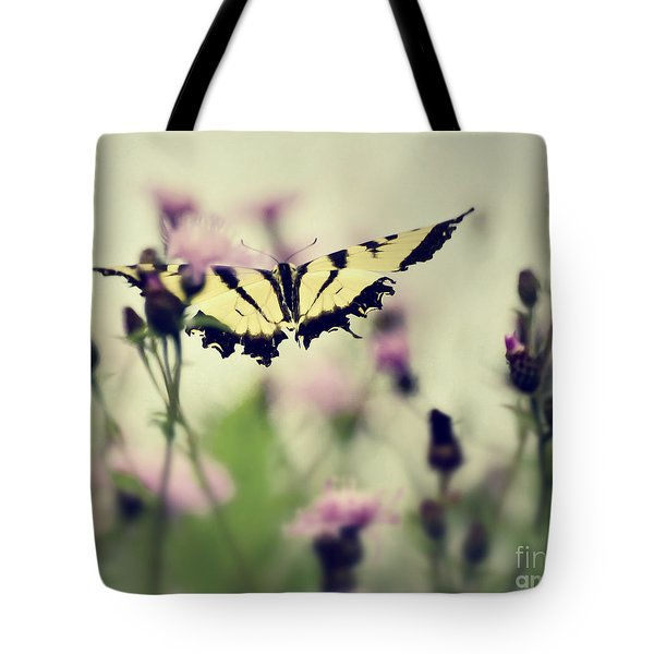 Tote Bag featuring the photograph Beauty And Grace  by Kerri Farley