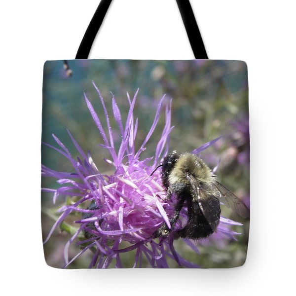 Beauty And The Beast Tote Bag by Martha Ayotte