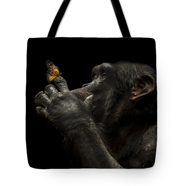 Beauty And The Beast Tote Bag by Paul Neville