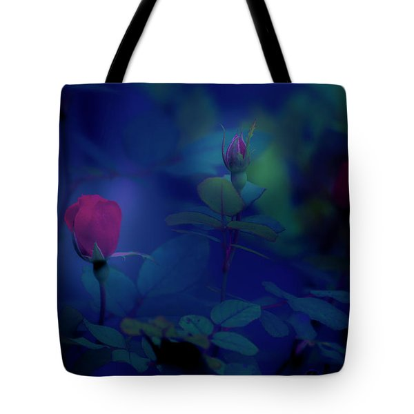Beauty And The Mist Tote Bag