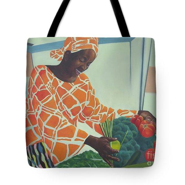 Beauty At Work Tote Bag