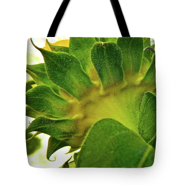 Tote Bag featuring the photograph Beauty Beneath by Randy Rosenberger
