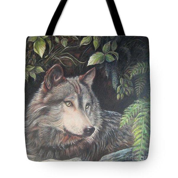 Beauty Boy Tote Bag