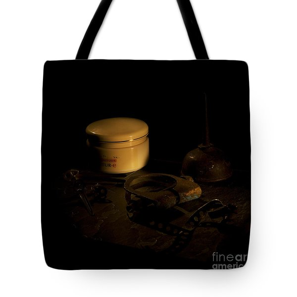 Beauty Cream Tote Bag
