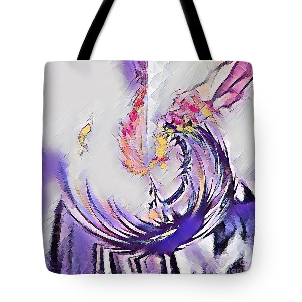 Beauty For Ashes II Tote Bag