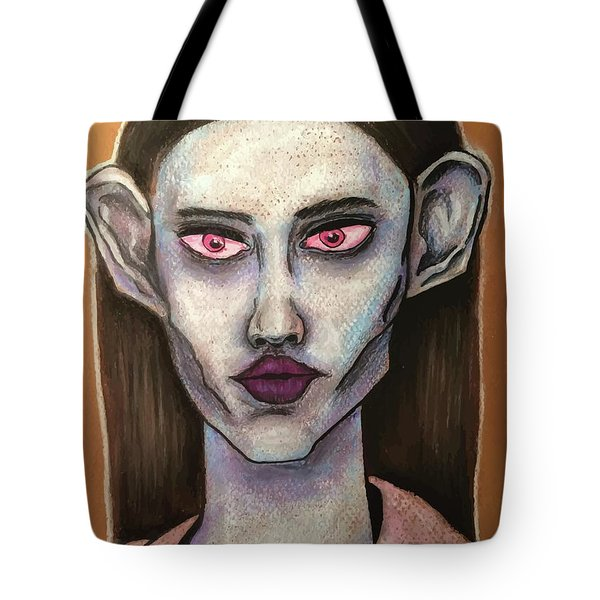 Beauty From Mars Tote Bag