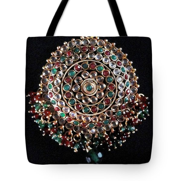 Beauty Tote Bag by Harsh Malik