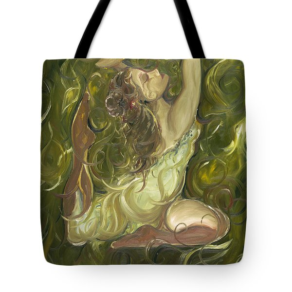 Beauty Has Surfaced  Tote Bag