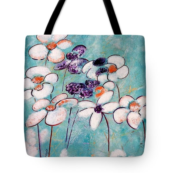 Finding Beauty In Chaos Tote Bag