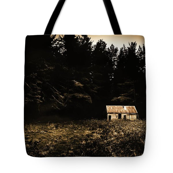 Beauty In Dilapidation Tote Bag