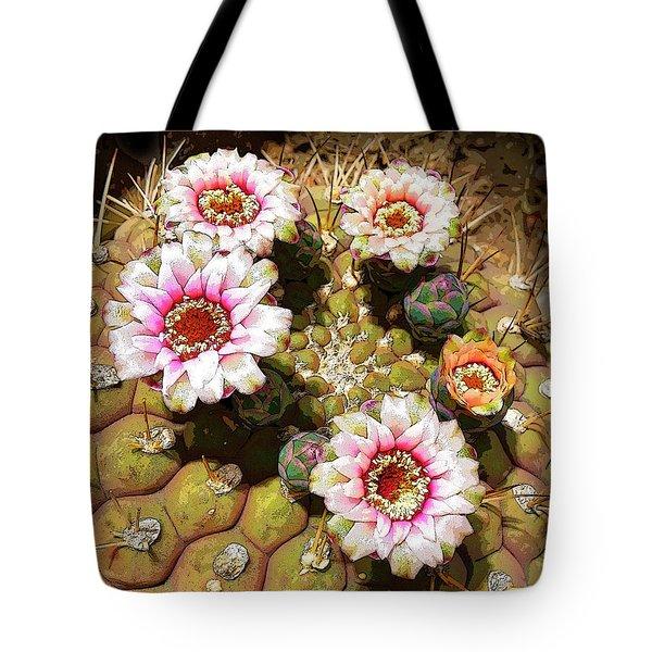 Beauty In The Desert Tote Bag