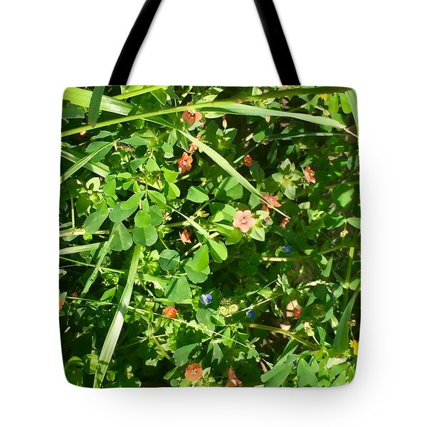 Beauty In The Details Tote Bag
