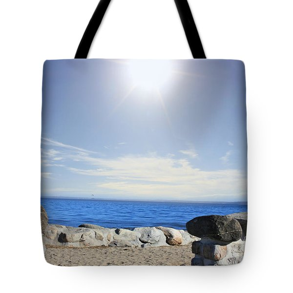 Beauty In The Distance Tote Bag