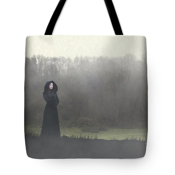 Beauty In The Fog Tote Bag