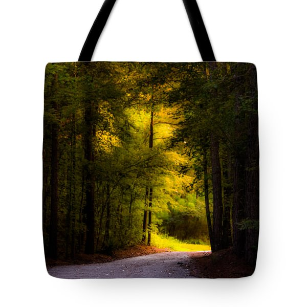 Beauty In The Forest Tote Bag