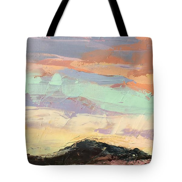 Beauty In The Journey Tote Bag