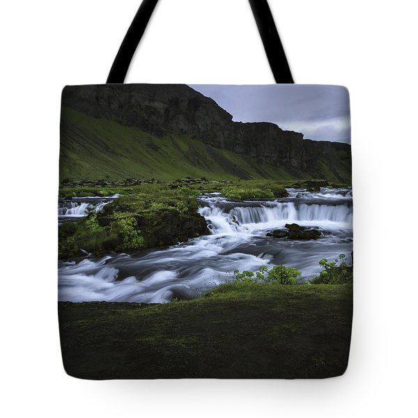 Tote Bag featuring the photograph Beauty Is Everywhere In Iceland by Nancy Dempsey