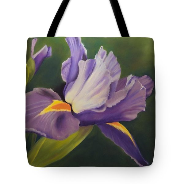 Beauty Is In The Iris Tote Bag