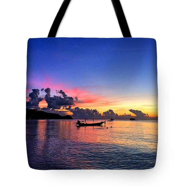 Beauty Tote Bag by Julita Pietrzyk