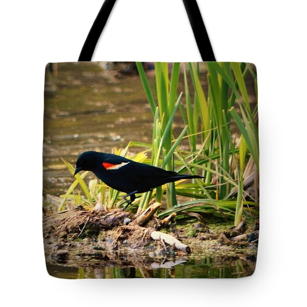 Beauty Of Birds Tote Bag