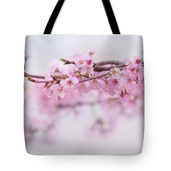 Beauty Of Blossom Tote Bag