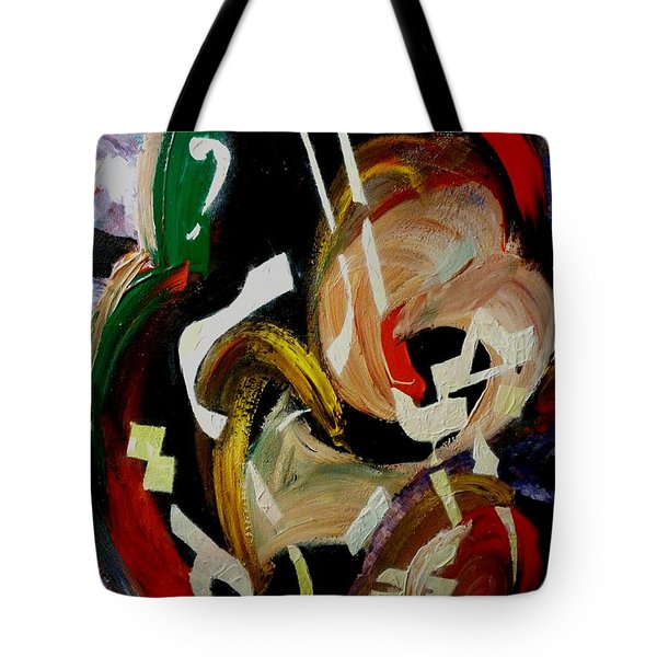 Beauty Of Life Tote Bag