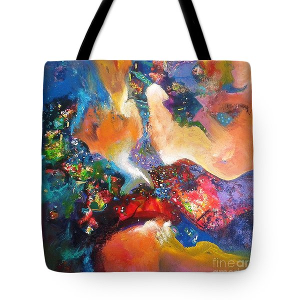 beauty of mirage II Tote Bag