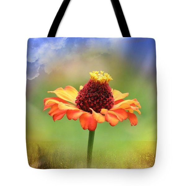 Beauty Of Nature Tote Bag by Cathy Harper