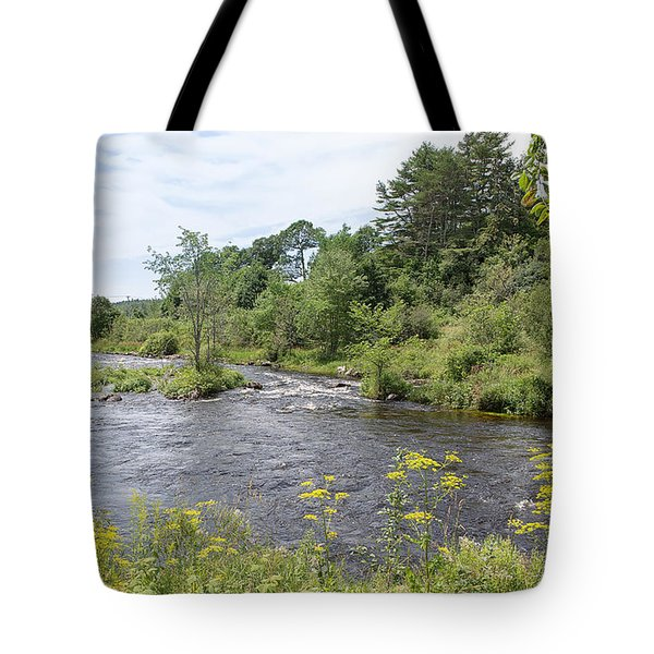 Tote Bag featuring the photograph Beauty Of Nature by John M Bailey