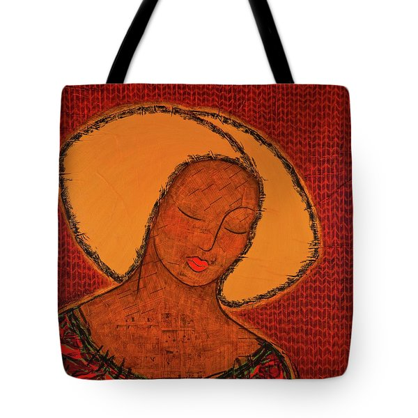 Beauty Of Silence Tote Bag