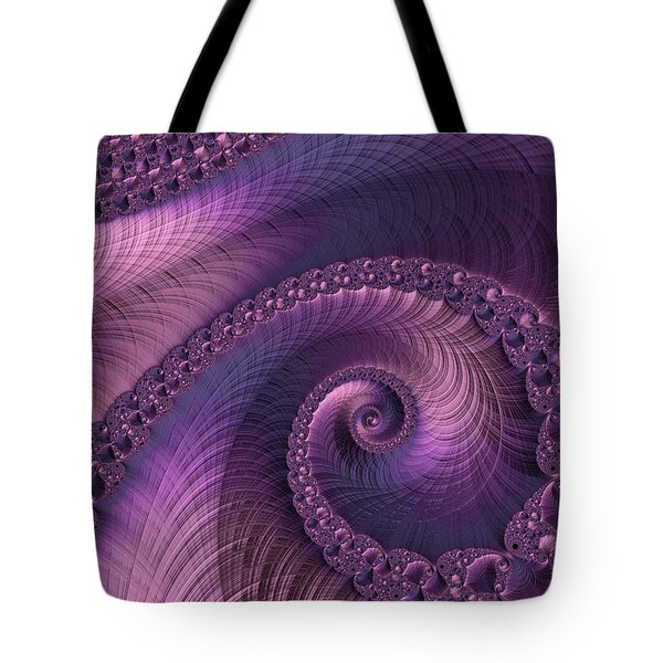 Beauty Of Sorrow Tote Bag