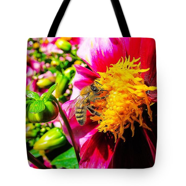 Beauty Of The Nature Tote Bag