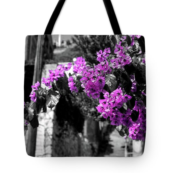 Beauty On The Up Tote Bag