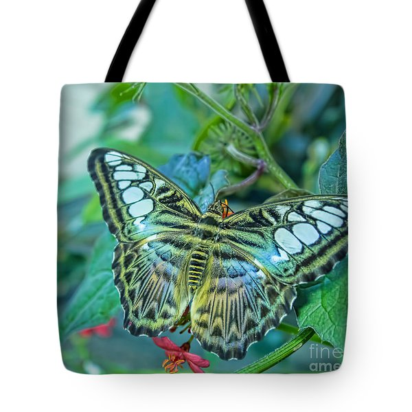 Beauty On Wings Tote Bag