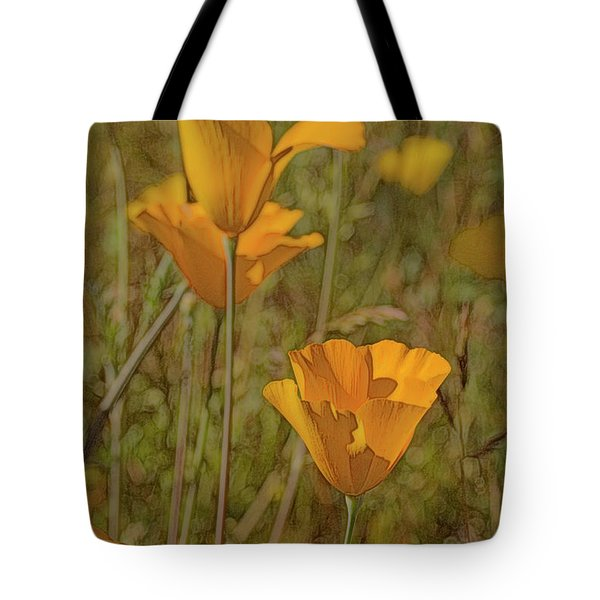 Beauty Surrounds Us Tote Bag