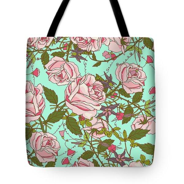 Beauty Tote Bag by Uma Gokhale