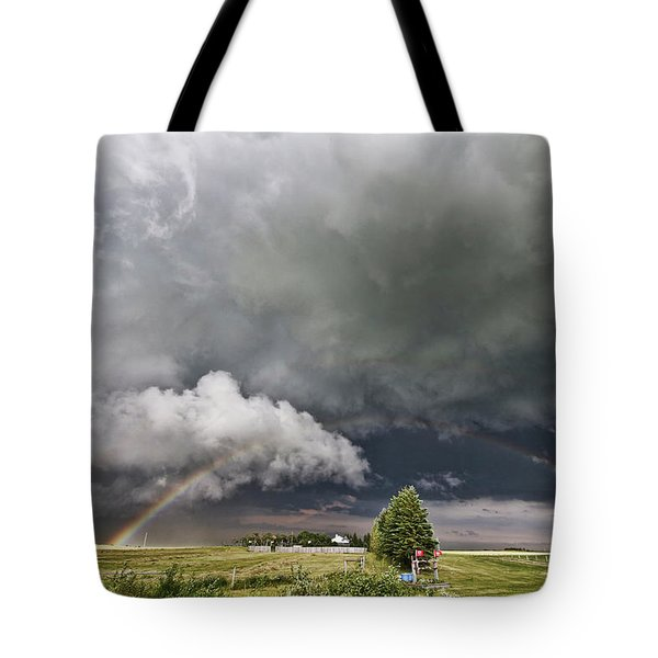 Beauty Within Darkness Tote Bag