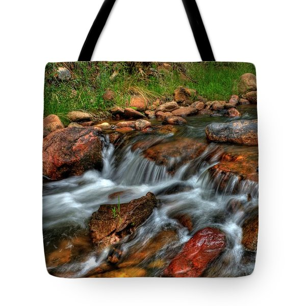 Beaver Creek Tote Bag