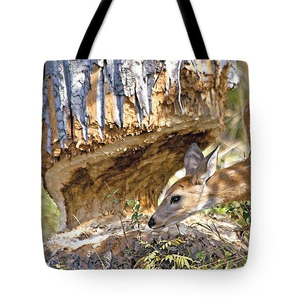 Beaver Wannabe Tote Bag
